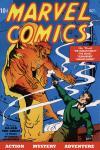 Marvel Comics #1 Cover
