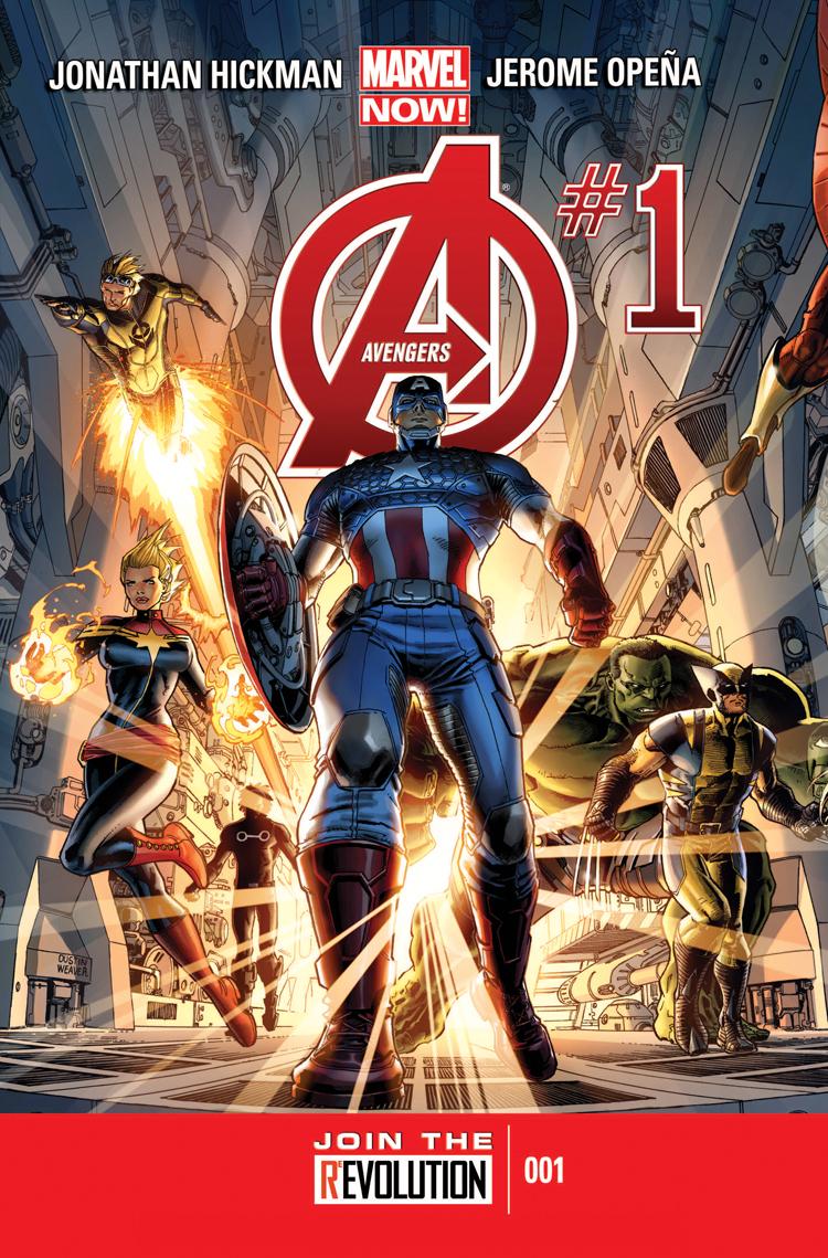 Avengers (2012) #1