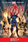 Avengers 2012 Cover #1