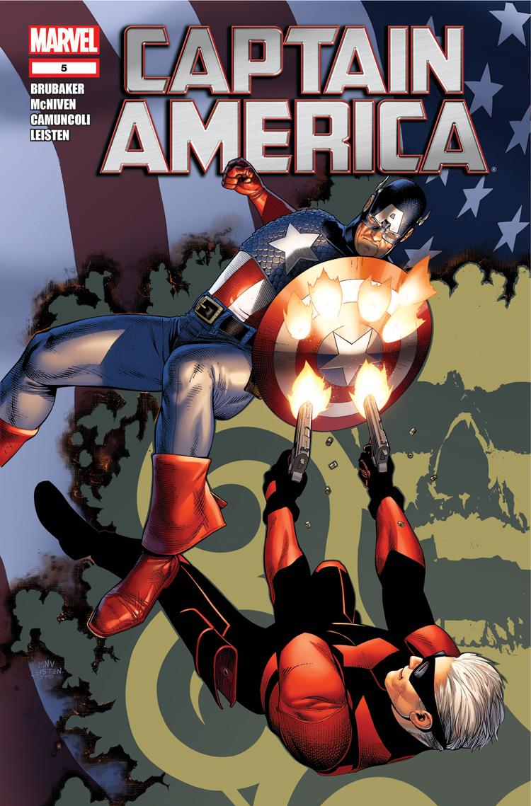 Captain America (2011) #5