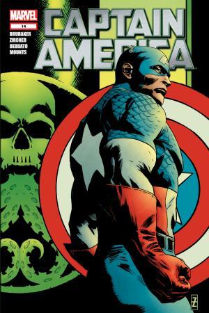 Captain America (2011) #14