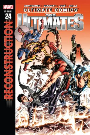 Ultimate Comics Ultimates  (2011) #24
