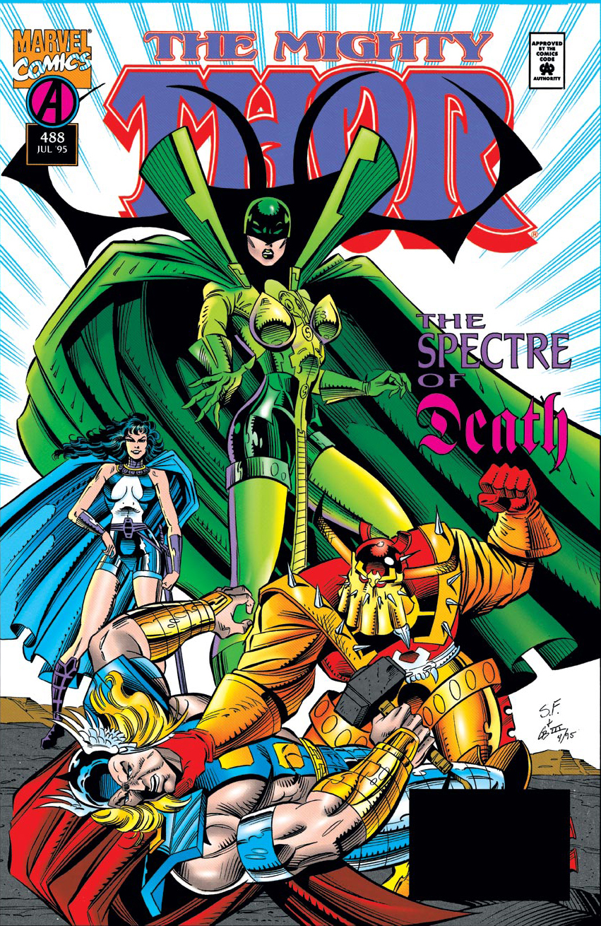 Thor (1966) #488