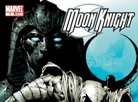 Cover from Moon Knight (2006) #1
