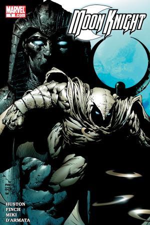 Moon Knight (2006) #1