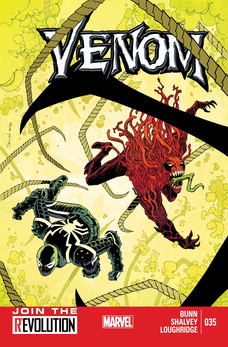 Venom (2011) #35