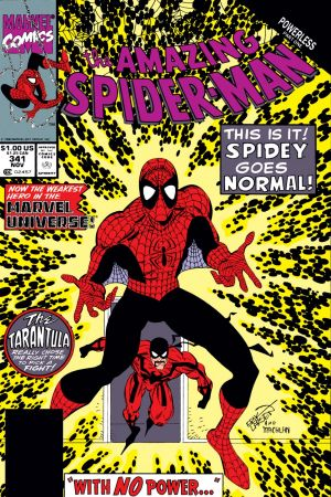 The Amazing Spider-Man (1963) #341