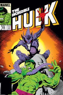 Incredible Hulk #308