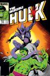 Incredible Hulk (1962) #308 Cover