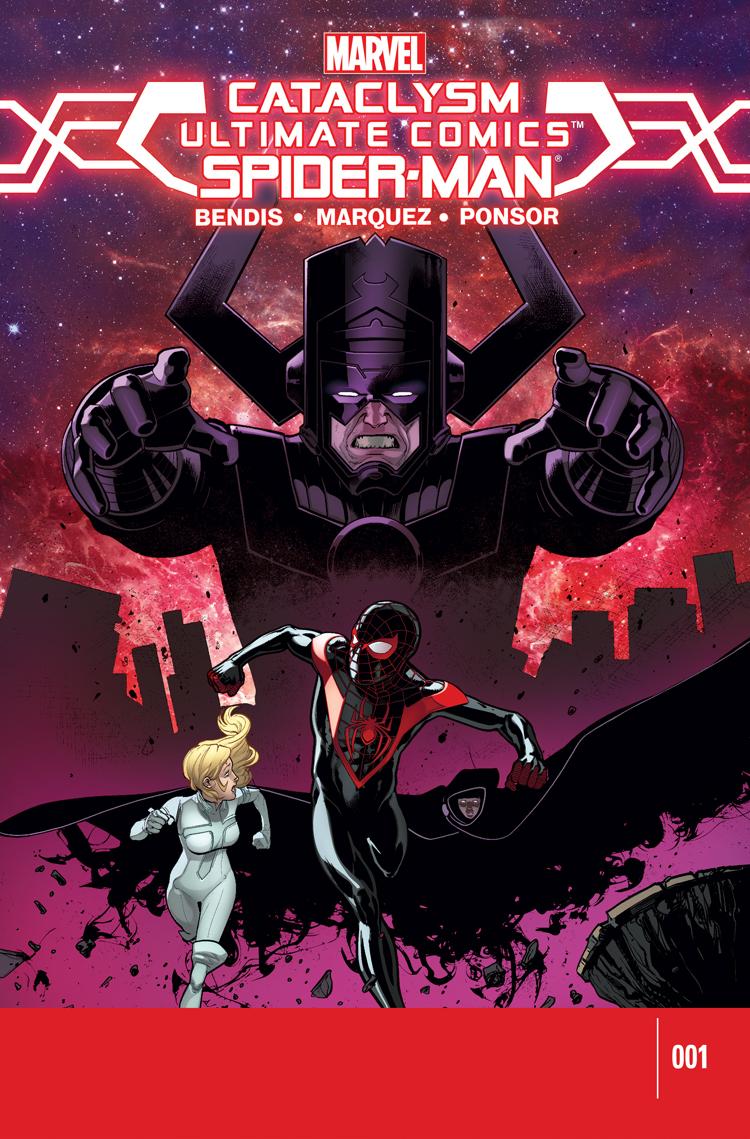 Cataclysm: Ultimate Spider-Man (2013) #1