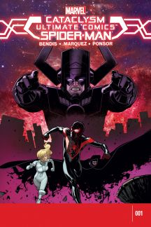 Cataclysm: Ultimate Comics Spider-Man #1