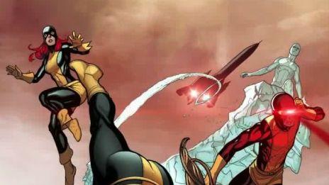 Marvel AR: All-New X-Men #16 Cover Recap