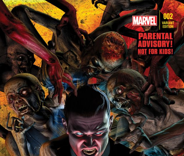 GEORGE ROMERO'S EMPIRE OF THE DEAD: ACT ONE 2 HORN VARIANT