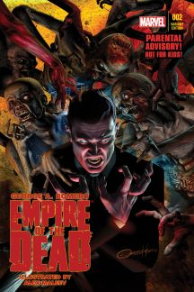 George Romero's Empire of the Dead: Act One (2014) #2 (Horn Variant)