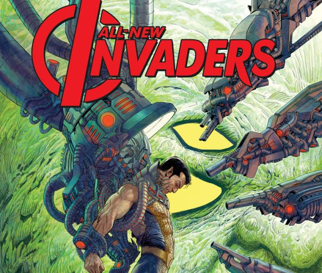 ALL-NEW INVADERS 3 (ANMN, WITH DIGITAL CODE)
