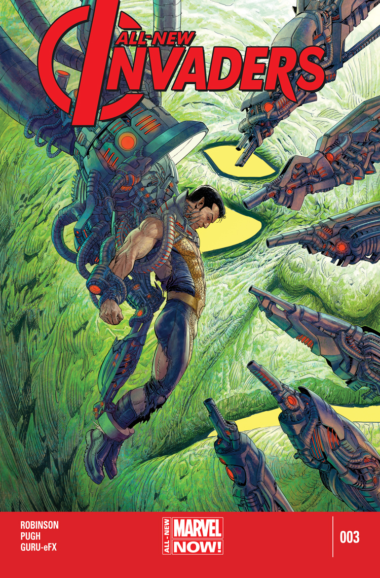 All-New Invaders (2014) #3