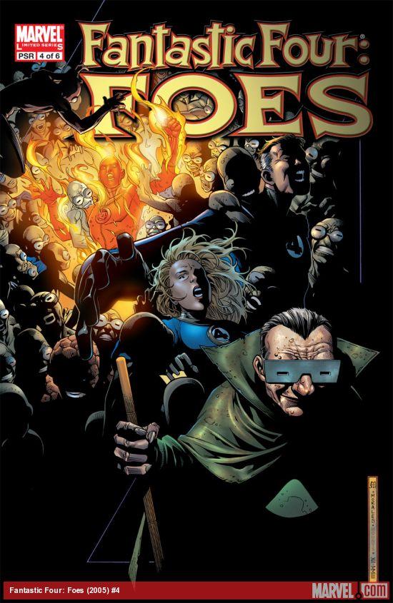Fantastic Four: Foes (2005) #4