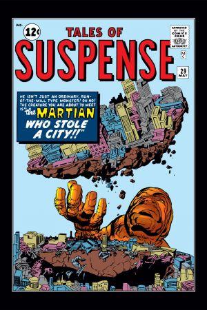 Tales of Suspense (1959) #29