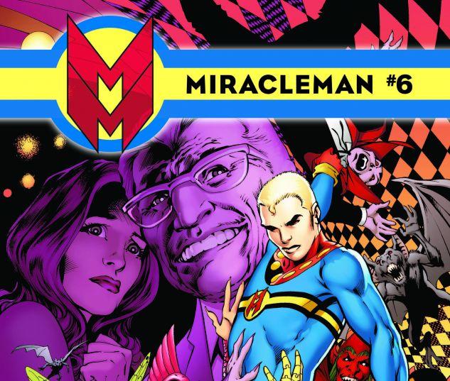 MIRACLEMAN 6 (POLYBAGGED)