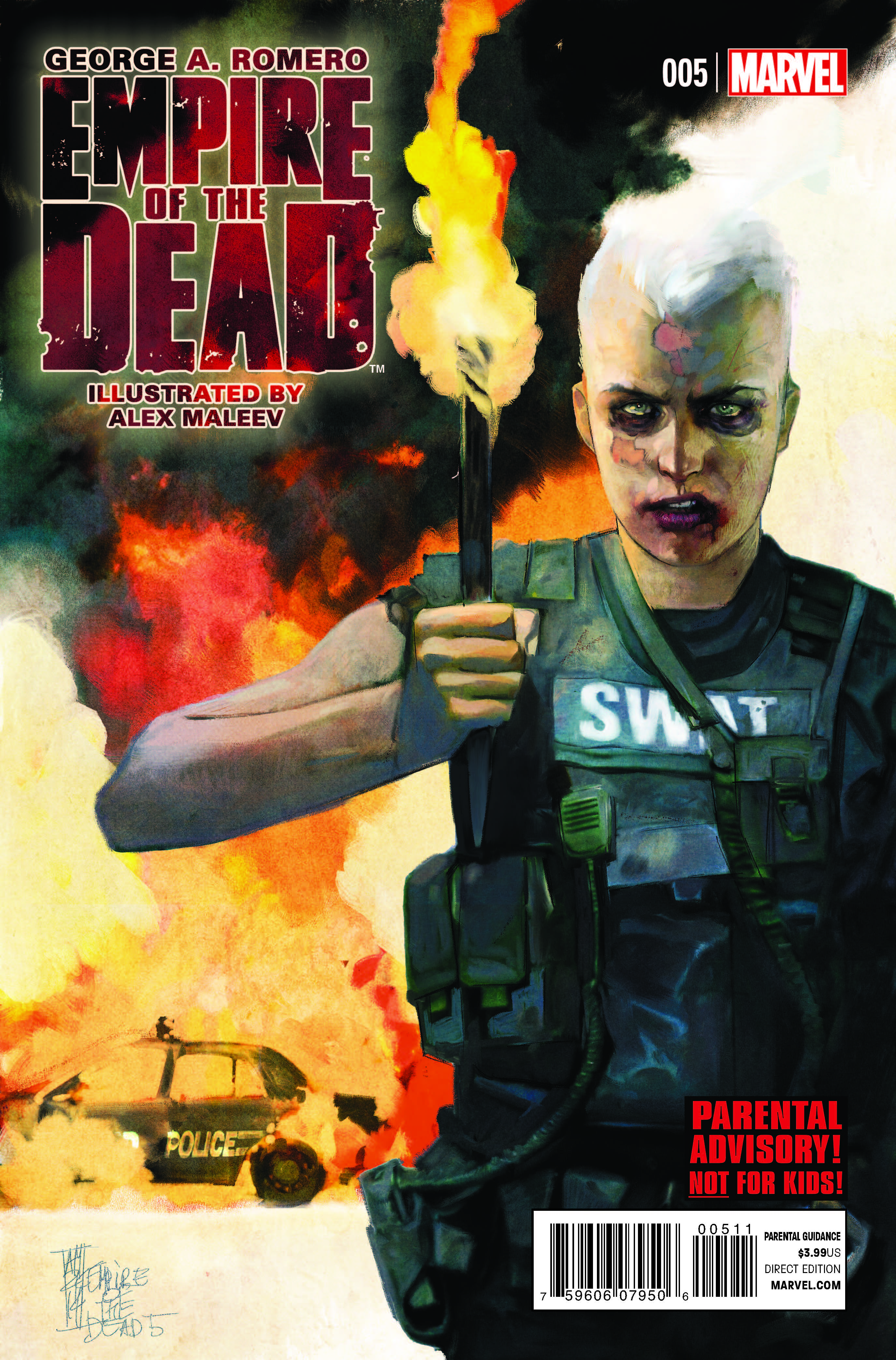 George Romero's Empire of the Dead: Act One (2014) #5