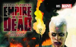 GEORGE ROMERO'S EMPIRE OF THE DEAD: ACT ONE 5