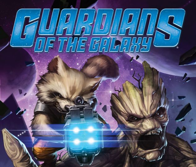 GUARDIANS OF THE GALAXY: GALAXY'S MOST WANTED 1 (WITH DIGITAL CODE)