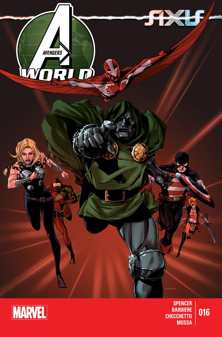Avengers World (2014) #16