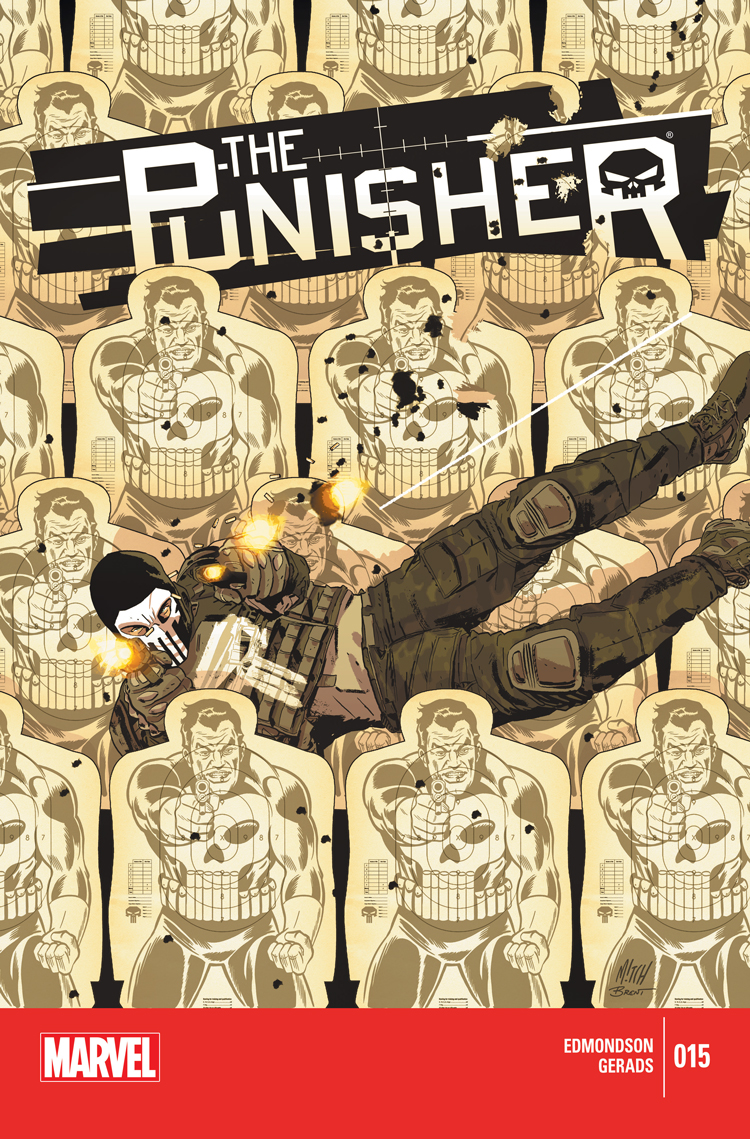 The Punisher (2014) #15