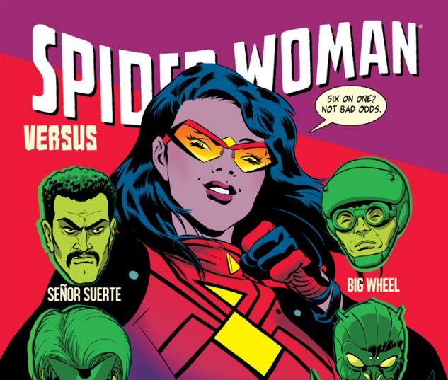 Spider-Woman #7
