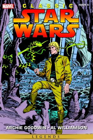 Classic Star Wars (1992) #5