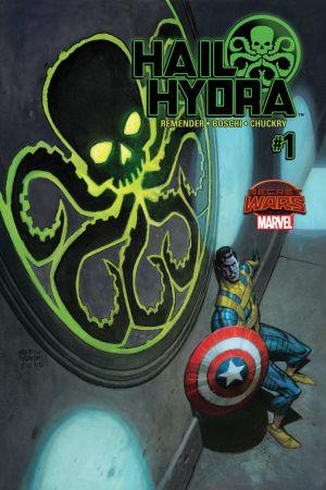 Hail Hydra (2015) #1
