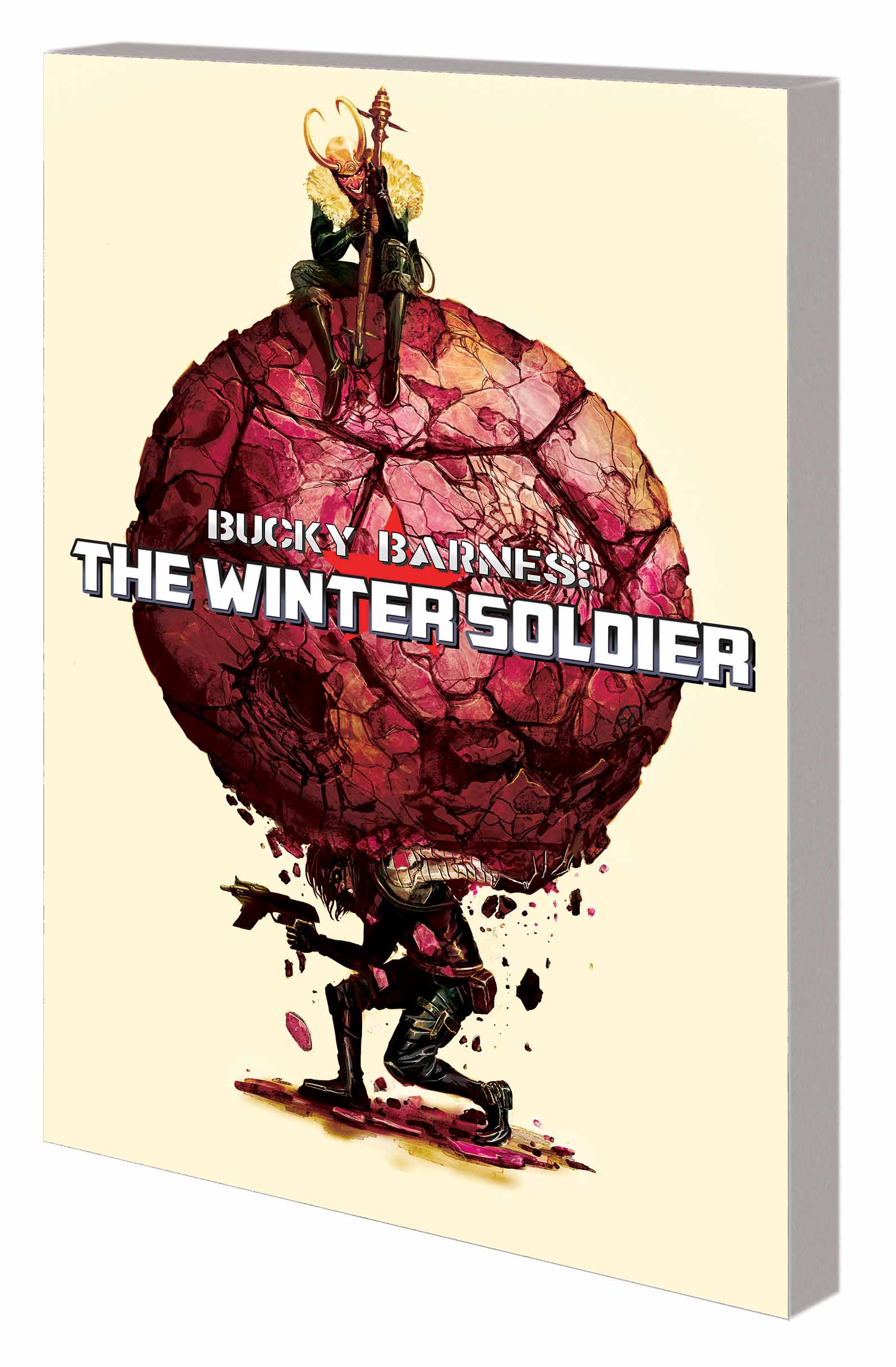 Bucky Barnes: The Winter Soldier Vol. 2 (Trade Paperback)
