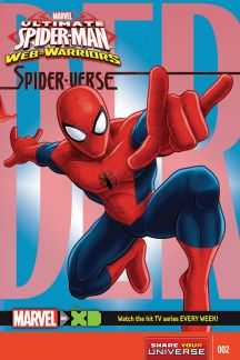 Marvel Universe Ultimate Spider-Man Spider-Verse (2015) #2