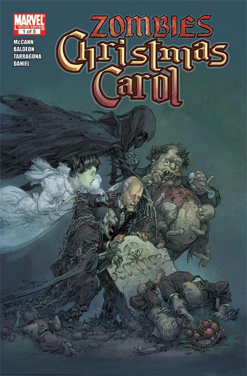 Zombies Christmas Carol (2011) #1