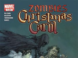 Marvel Zombies Christmas Carol (0000) #1