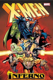 X-Men: Inferno Vol. 1 (Trade Paperback)