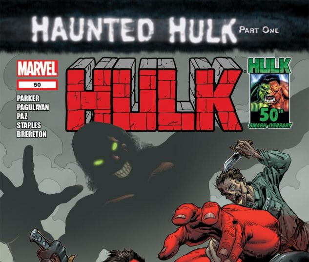 HULK (2008) #50 Cover