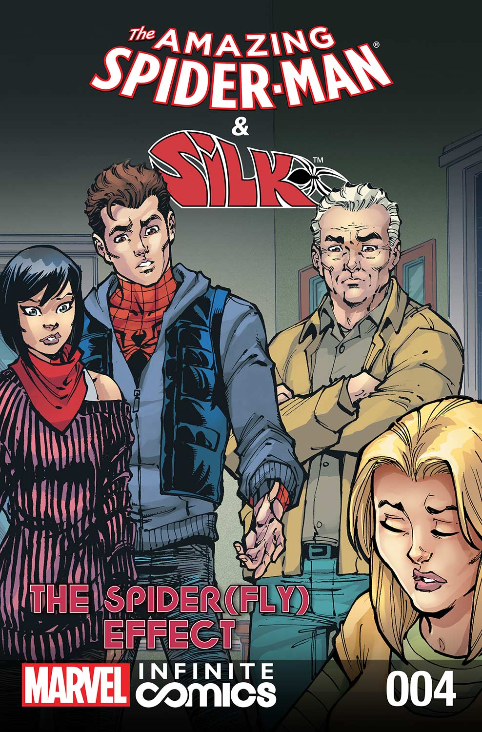 Amazing Spider-Man & Silk: The Spider(fly) Effect Infinite Comic (2016) #4