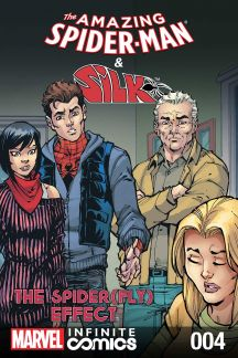 Amazing Spider-Man & Silk: The Spider(fly) Effect Infinite Comic #4