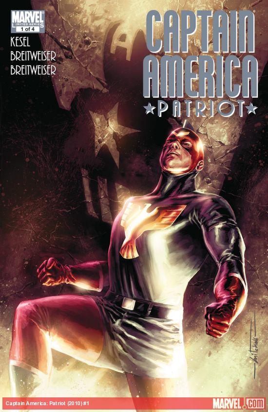 Captain America: Patriot (2010) #1