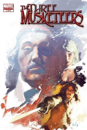 Marvel Illustrated: The Three Musketeers #4
