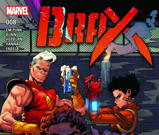 Drax #8