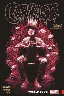 Carnage Vol. 2: World Tour (Trade Paperback)