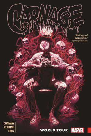 Carnage Vol. 2: World Tour (Trade Paperback)