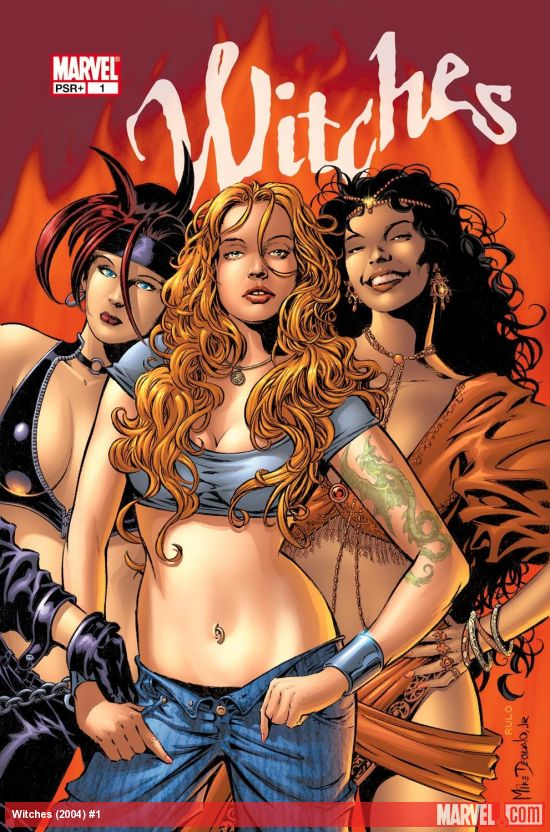 Witches (2004) #1