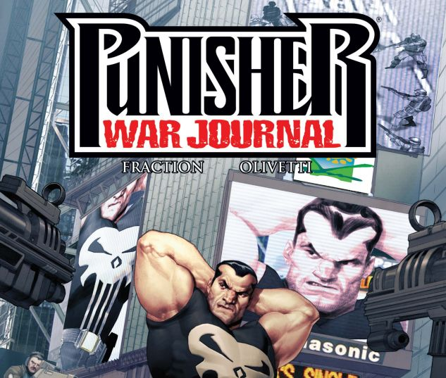 Punisher War Journal (2006) #5