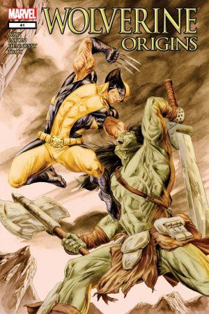 Wolverine Origins #41