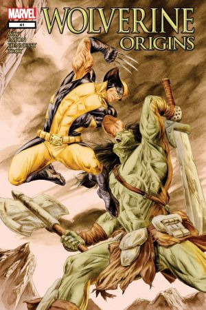 Synopsis of Wolverine Origins Vol 4: Our War: