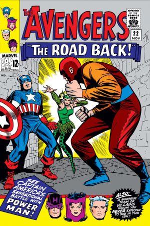Avengers (1963) #22