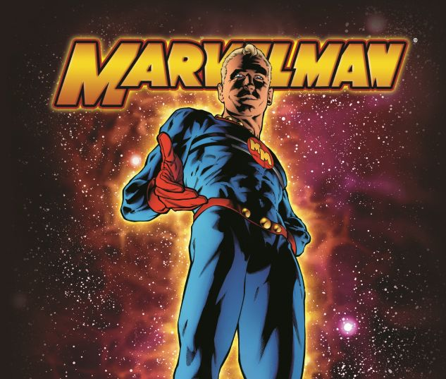 cover from Marvelman Classic (2017)